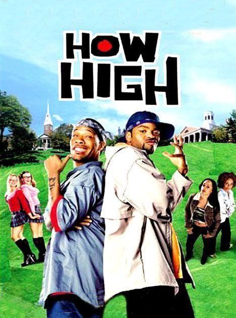 [UD] [DVDRiP] How High
